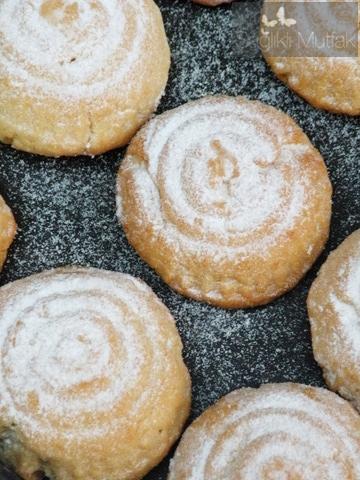 hurmalı  kurabiye