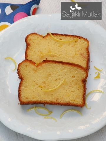 labneli, limonlu  kek