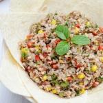 cevizli  karabuğay  salatası