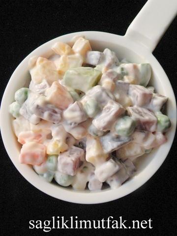 yemek: rus salatası 2 [9]